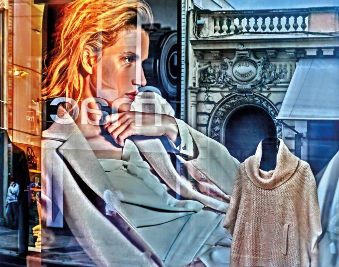 Vogue, Rue d'Antibes, Cannes