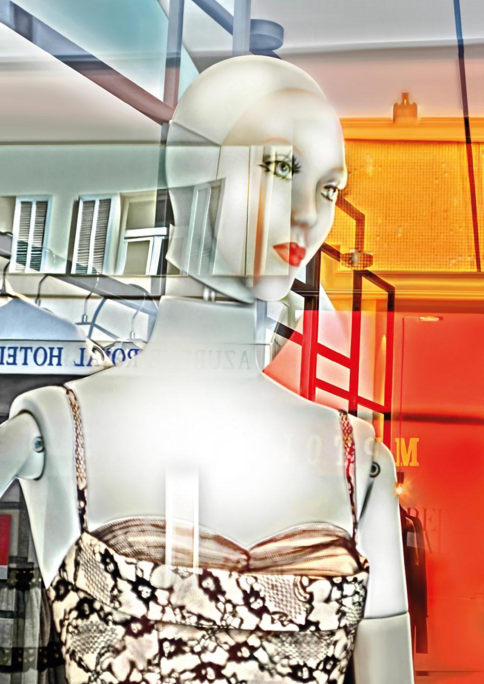 Postkarte: Rückblick